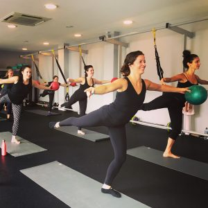 Sara Picken-Brown is one of London's most respected Yoga, Pilates and Barre teachers.